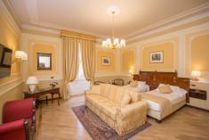 Junior Suite at Hotel Bristol Palace