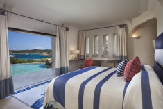 UNIQUE SUITES WITH PRIVATE POOL and spectacular sea view at Hotel Pitrizza, a Luxury Collection Hotel
