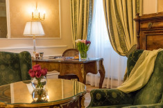 Junior Suite and Suite at Bernini Palace Hotel, Florence