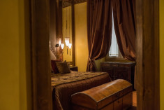 Junior Suite executive Tuscan floor at Bernini Palace Hotel, Florence
