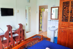 Superior double room at Miller's Guest House