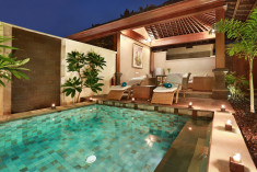 Akoya Pool Villa  at Hotel Vila Ombak