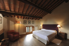 Deluxe Room at Borgo Il Melone