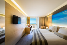 Superior double room  at Remisens Hotel Excelsior - Lovran
