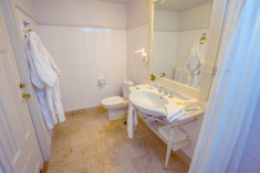 Deluxe Rooms in the Main Building at Luxury Art Nouveau Hotel Villa Ammende