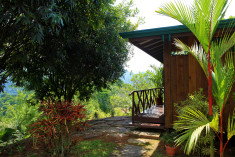 Deluxe Casita at Santa Juana Rural Mountain Adventure Lodge & Nature Reserve
