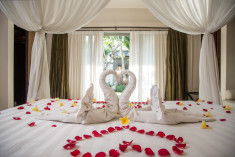 Pool Villa One Bedroom at Villa Air Bali Boutique Resort & Spa