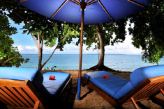 Beach View Villa at Siladen Resort & Spa