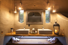 Luxury Tented Suites at Garonga Safari Camp
