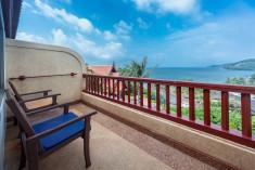 Deluxe Ocean View at Novotel Phuket Resort