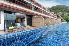 Deluxe Pool Access at Novotel Phuket Resort