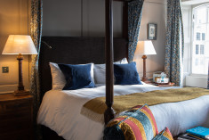Sussex Four Poster Room at The Spread Eagle