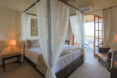 Ocean View King at El Castillo Boutique Luxury Hotel