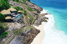 Private Pool Villa at Fregate Island Private