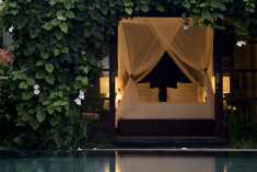 Three Bedroom Royal Pool Villa at Peppers Seminyak