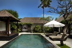 Three Bedroom Presidential Pool Villa at Peppers Seminyak