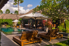 Four Bedroom Presidential Pool Villa at Peppers Seminyak