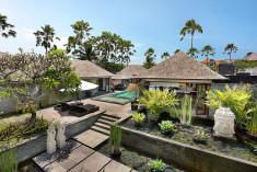 Five Bedroom Presidential Pool Villa at Peppers Seminyak