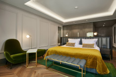 Deluxe double room  at Ikador Luxury Boutique Hotel & Spa