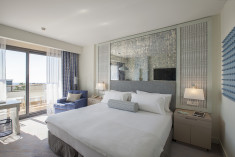EXECUTIVE ROOM, SEA VIEWS WITH LARGE PANORAMIC TERRACE at Dolce Sitges