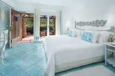 CLASSIC - Guest room, 1 King, Garden view, Balcony at Hotel Pitrizza, a Luxury Collection Hotel