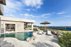 TWO-BEDROOM VILLAS WITH PRIVATE POOL  at Hotel Pitrizza, a Luxury Collection Hotel