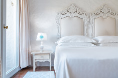 SUPERIOR DOUBLE - Guest room, 1 King, Canal or Pool view, Balcony at Cervo Hotel, Costa Smeralda Resort