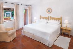 PREMIUM DOUBLE - Guest room, 1 King, Marina or Pool view, Balcony at Cervo Hotel, Costa Smeralda Resort
