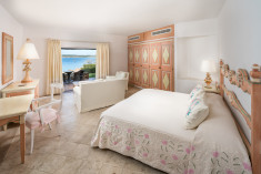 FRONT LINE PREMIUM - Guest room, King, Sea view, Beach front access at Hotel Pitrizza, a Luxury Collection Hotel