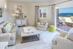 ROYAL - 1 Bedroom Suite, 1 King, Sea view, Balcony at Hotel Pitrizza, a Luxury Collection Hotel