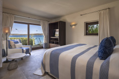 CORBEZZOLO - 1 Bedroom Villa, 1 King, Seafront, Beach front, Balcony at Hotel Pitrizza, a Luxury Collection Hotel