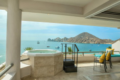 One Bedroom Suite with Jacuzzi at Cabo Villas Beach Resort & Spa