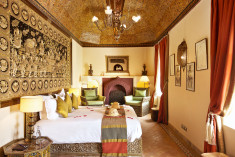 Superior Room at Kasbah Tamadot - Luxury Holidays | Atlas Mountains Morocco