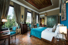 Deluxe Room  at Kasbah Tamadot - Luxury Holidays | Atlas Mountains Morocco