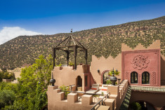 Deluxe Suite at Kasbah Tamadot - Luxury Holidays | Atlas Mountains Morocco