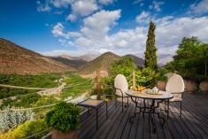 Berber Tent at Kasbah Tamadot - Luxury Holidays | Atlas Mountains Morocco