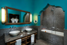 Deluxe Pool Suite at Kasbah Tamadot - Luxury Holidays | Atlas Mountains Morocco