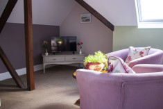 The Hafan Suite at The Penrallt Country House Hotel