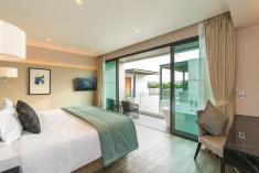 Deluxe Poolview at My Beach Resort Phuket