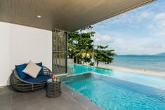 Private Pool Beachfront at My Beach Resort Phuket