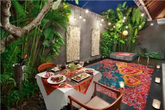 Honeymoon Package at  Kryamaha Villas Legian Kuta Bali
