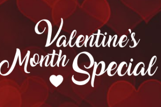 Valentine's Month Special