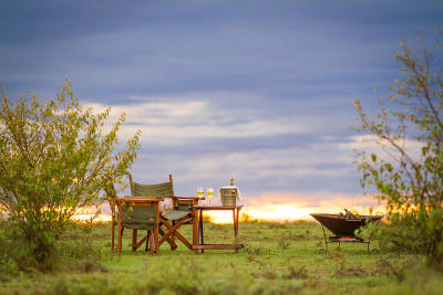 Authentic Wedding & Honeymoon in the African Wilderness​