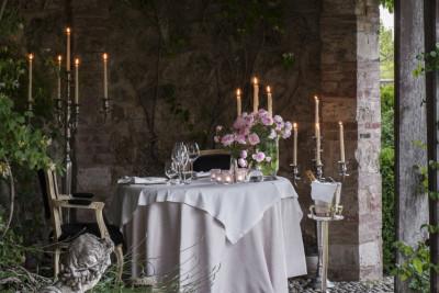 Romantic Grotto Dining