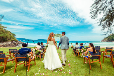 Thai Wedding at The Naka Phuket
