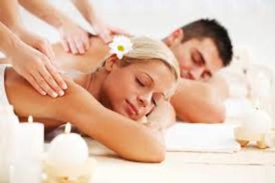 Couple massage