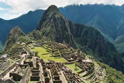 Romance in Cusco - Peru.