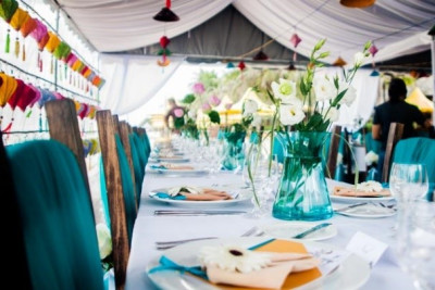 Wedding Dinner Reception
