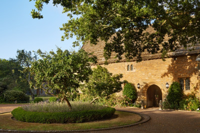 Romantic Escape at Bailiffscourt - Dinner, Bed and Breakfast