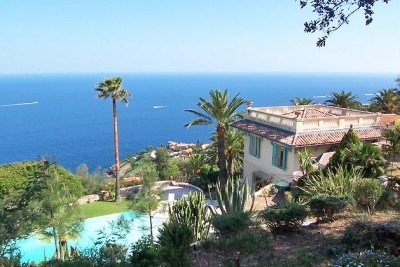 VILLA ONEIRO - THÉOULE-SUR-MER - LUXURIOUS VILLA WITH SEA VIEW AND POOL